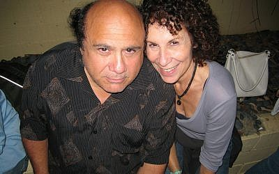 Danny DeVito and Rhea Perlman will be divorcing after 30 years of marriage. (Photo credit: CC BY/Amyrodvia Flickr.com)