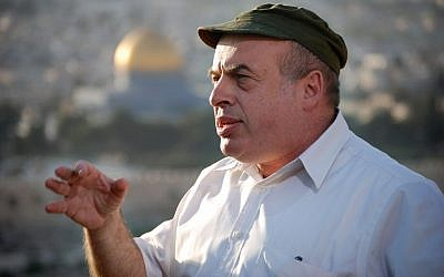 Jewish Agency chairman Natan Sharansky (photo credit: Oren Fixler/Flash90)