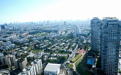 Tel Aviv (photo credit: Moshe Shai/Flash90/File)