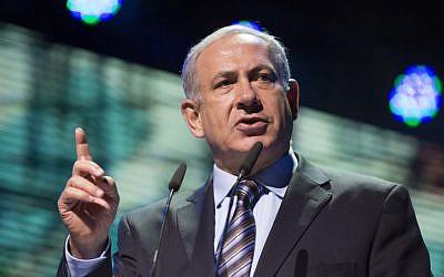 Prime Minister Benjamin Netanyahu (photo credit: Yonatan Sindel/Flash90)