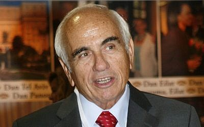Former Given Imaging CEO Israel Makov (Photo credit: Michal Fattal/Flash90)