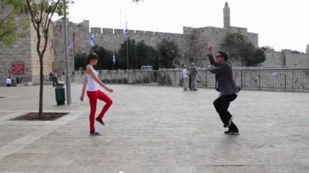 Gangnam Style,' Jerusalem style | The Times of Israel