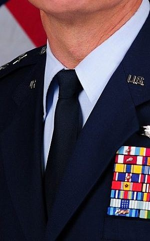 Lt. Gen. Craig Franklin, the commanding US officer in the joint exercise (Photo credit: Wikimedia commons)