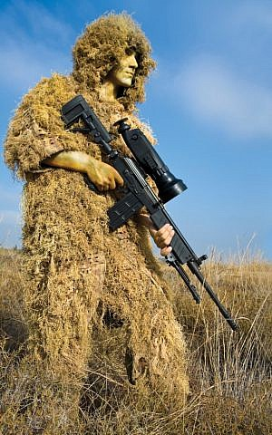 A Meprolight thermal scope on a high-powered sniper rifle (Photo credit: Courtesy: Meprolight)