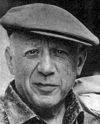 Pablo Picasso (photo credit: Wikimedia Commons)