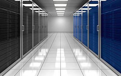 Data center (Photo credit: Courtesy)