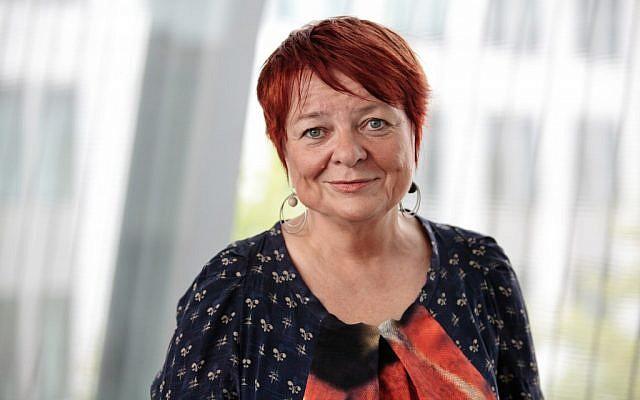 Finnish MEP Tarja Cronber (photo credit: courtesy)