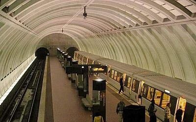 Washington, DC Metro (photo credit: Lorax/Wikimedia Commons)