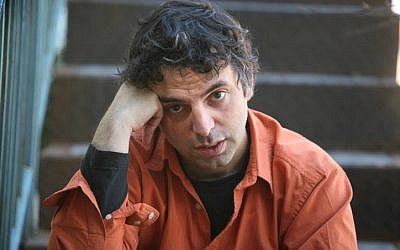 Israeli writer Etgar Keret (photo credit: Yossi Zamir/Flash90)