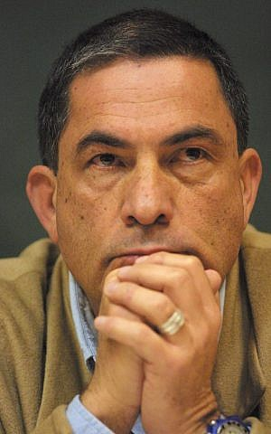 Haaretz columnist Gideon Levy (photo credit: Flash90)