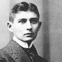 Franz Kafka in 1906. (public domain)