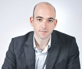 Uri Goldberg (photo credit: courtesy)