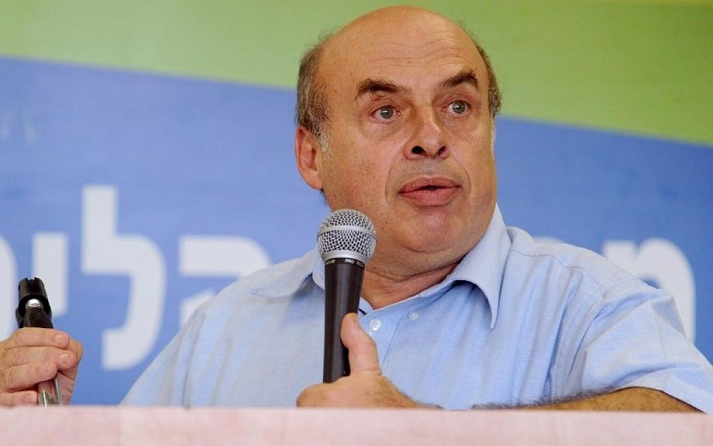 Jewish Agency chairman and former cabinet minister Natan Sharansky (photo credit: Courtesy JAFI)