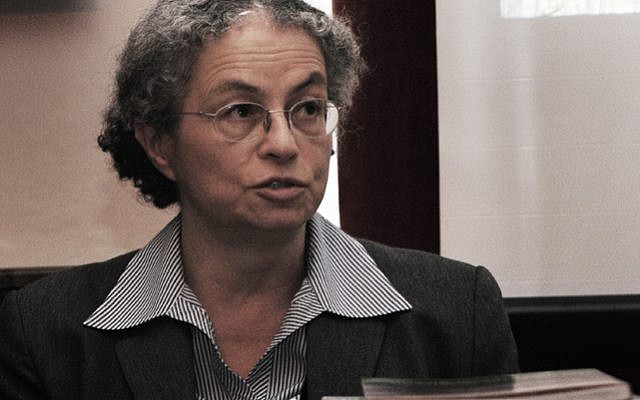 Eleonora Bergman (photo credit: Courtesy)