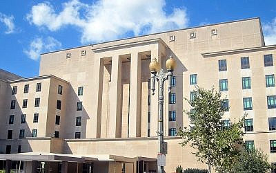 The State Department building in Washington, DC (photo credit: CC BY-ND NCinDC, Flickr)