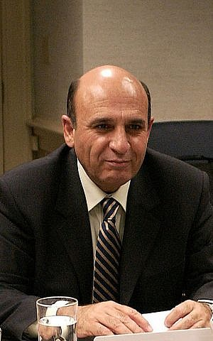 Shaul Mofaz (photo credit: Wikimedia Commons)