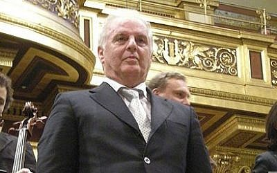 Daniel Barenboim (photo credit: CC-BY-Alkan, Wikimedia Commons)