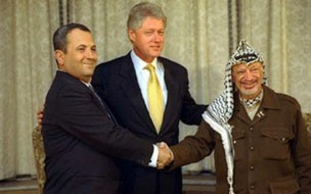 Fatah official: Arafat hinted for us to launch Second Intifada after Camp David