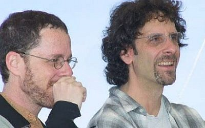 Joel and Ethan Coen (photo credit: CC-BY-SA Rita Molnár, Wikimedia Commons)