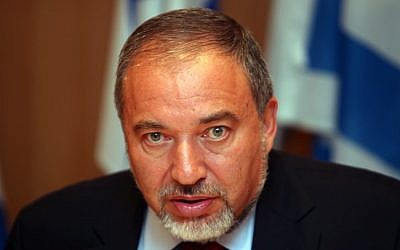 Foreign Minister Avigdor Liberman (photo credit: Yoav Ari Dudkevitch/Flash90)