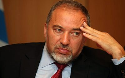 Avigdor Liberman (photo credit: Yoav Ari Dudkevitch/Flash90)