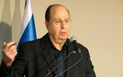 Moshe Ya'alon (photo credit: Avi Ohayon/GPO/Flash90)
