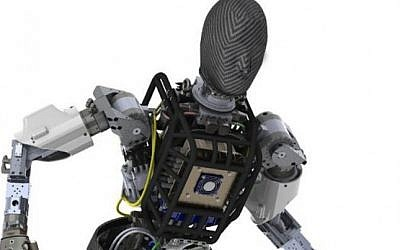 The GFE Robot Platform (Photo credit: Courtesy)