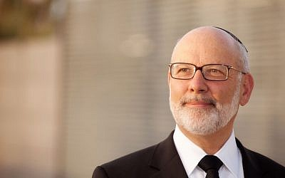 Rabbi David Lapin's business background adds a unique dimension to his potential candidacy for chief rabbi, although he says he has not been formally interviewed by the search committee. (Photo credit: Courtesy of leadbygreatness.com)
