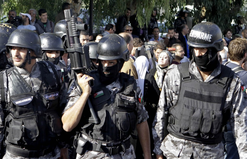 Jordan police, protesters injured in violent clashes over jobs | The