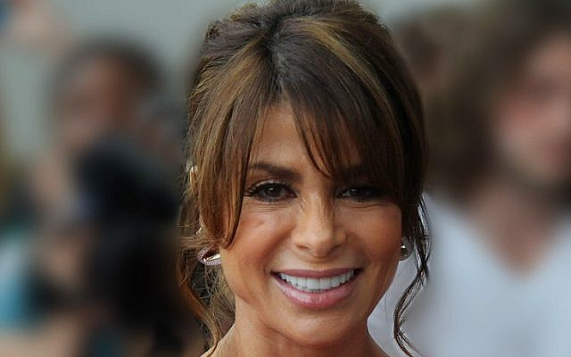Paula Abdul at the New Jersey 'X Factor' auditions 2011 (photo credit: CC BY-SA/Mono/Flickr)