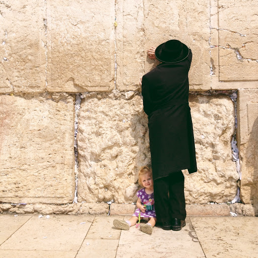 Western Wall, Jerusalem (photo credit: Eelco Roos)