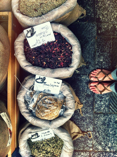 Mahane Yehuda Market, Jerusalem (photo credit: Carli Kiene)