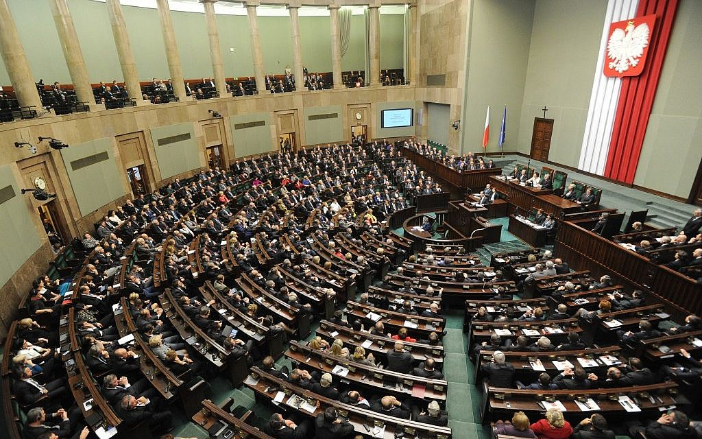 Polish lawmakers have not enacted any form of private restitution or compensation for the estimated $30.5 billion worth of property confiscated by the Nazis, then the communists. (Alik Keplicz/AP)