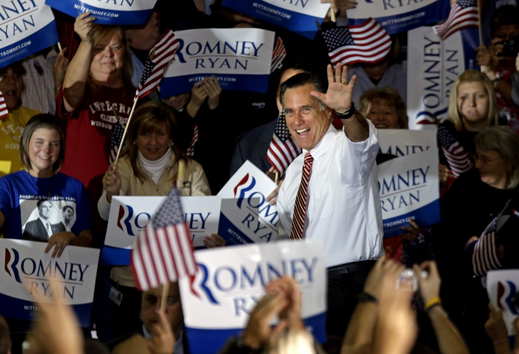Romney & Obama: I'm the real candidate of change | The Times of Israel