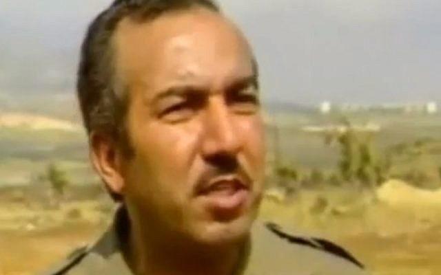Khalil Al-Wazir (photo credit: YouTube image grab)