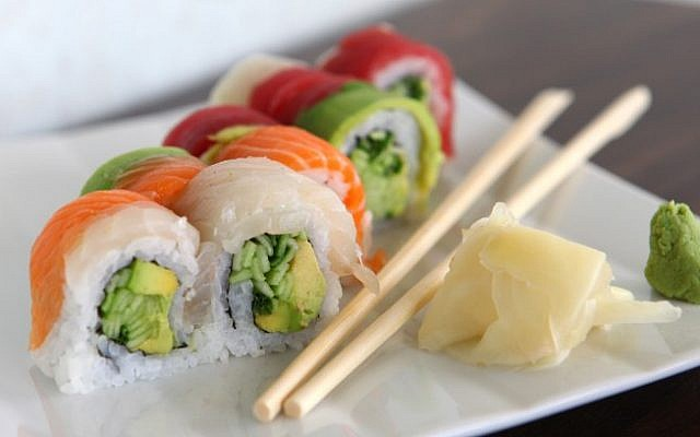 Illustrative image of Sushi (Liron Almog/Flash90)
