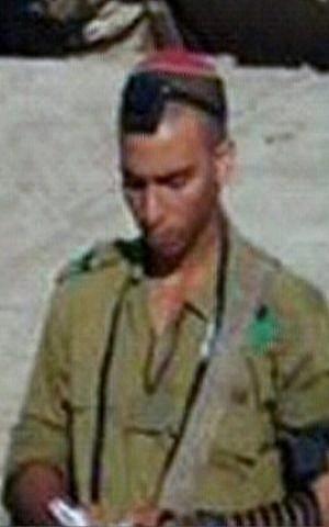 Yosef Partok (photo credit: Channel 10 screen capture)