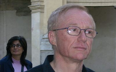Israeli author David Grossman. (CC BY-SA/torre.elena/Flickr)