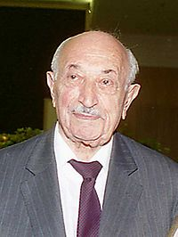 Simon Wiesenthal (photo credit: CC-BY-SA Horego, Wikimedia Commons)