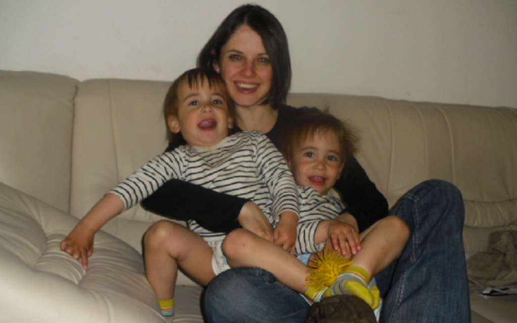 British-born Beth Alexander lost her battle for custody of her twin sons, Samuel and Benjamin. (TOI archive)