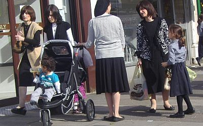 Census figures show that one in five British Jews lives in the Barnet borough of London, traditionally a center of the country's Orthodox community. (Photo credit: CC BY/Satguru via Flickr.com)