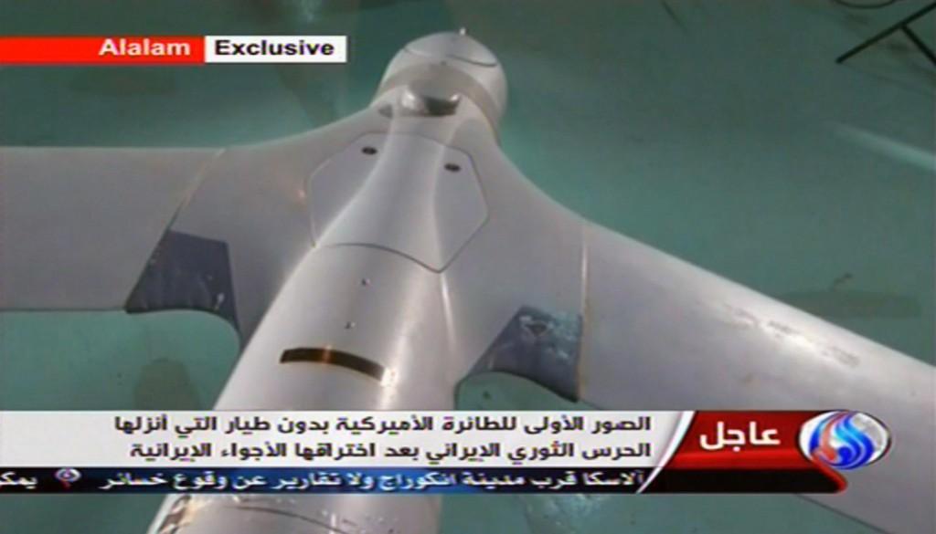 Iran–U.S. RQ-170 incident