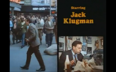 "Klugman starred on TV's ""The Odd Couple"" from 1970 to 1975. (YouTube screenshot)"