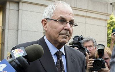 Peter Madoff. (photo credit: John Minchillo/AP)