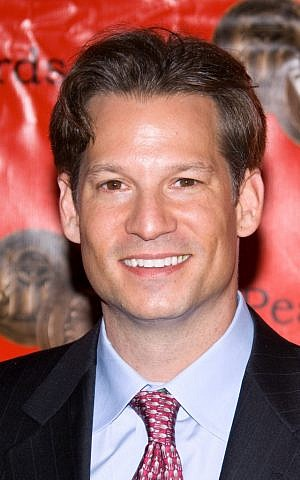NBC chief foreign correspondent Richard Engel (photo credit: AP Photo/Charles Sykes, File)