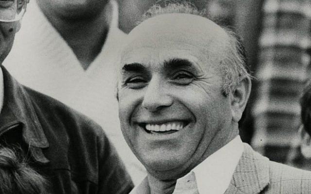 Emmanuel Scheffer, 1923-2012 (photo credit: Moshe Shai/Flash90)