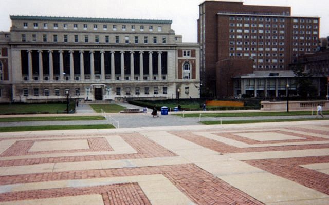 Columbia University (photo credit: CC-BY-SA InSapphoWeTrust/Flickr)