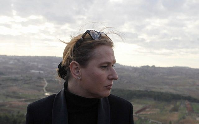Hatnua head Tzipi Livni (photo credit: Lior Mizrahi/Flash90)