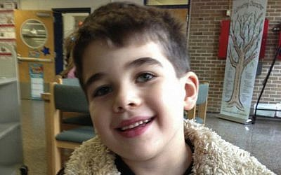 Six-year-old Noah Pozner was one of the victims in the Sandy Hook elementary school shooting in Newtown, Connecticut on December 14, 2012. (AP Photo/Family Photo)
