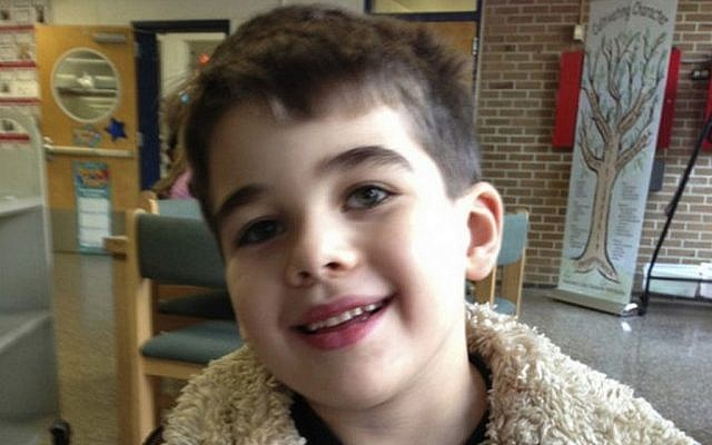 Six-year-old Noah Pozner was one of the victims in the Sandy Hook elementary school shooting in Newtown, Connecticut, on December 14, 2012. (AP Photo/Family Photo)